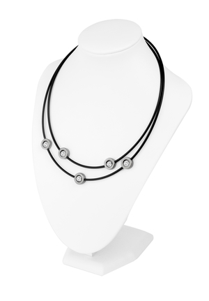 Daniella silver/kristall
